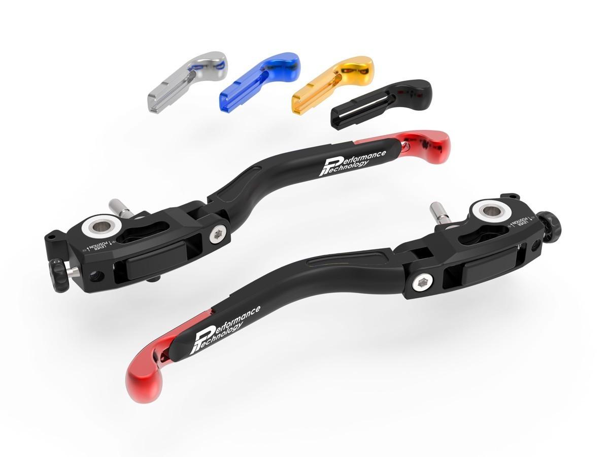 LEA17 - KTM BRAKE / CLUTCH ADJ. LEVERS  ECO GP 2