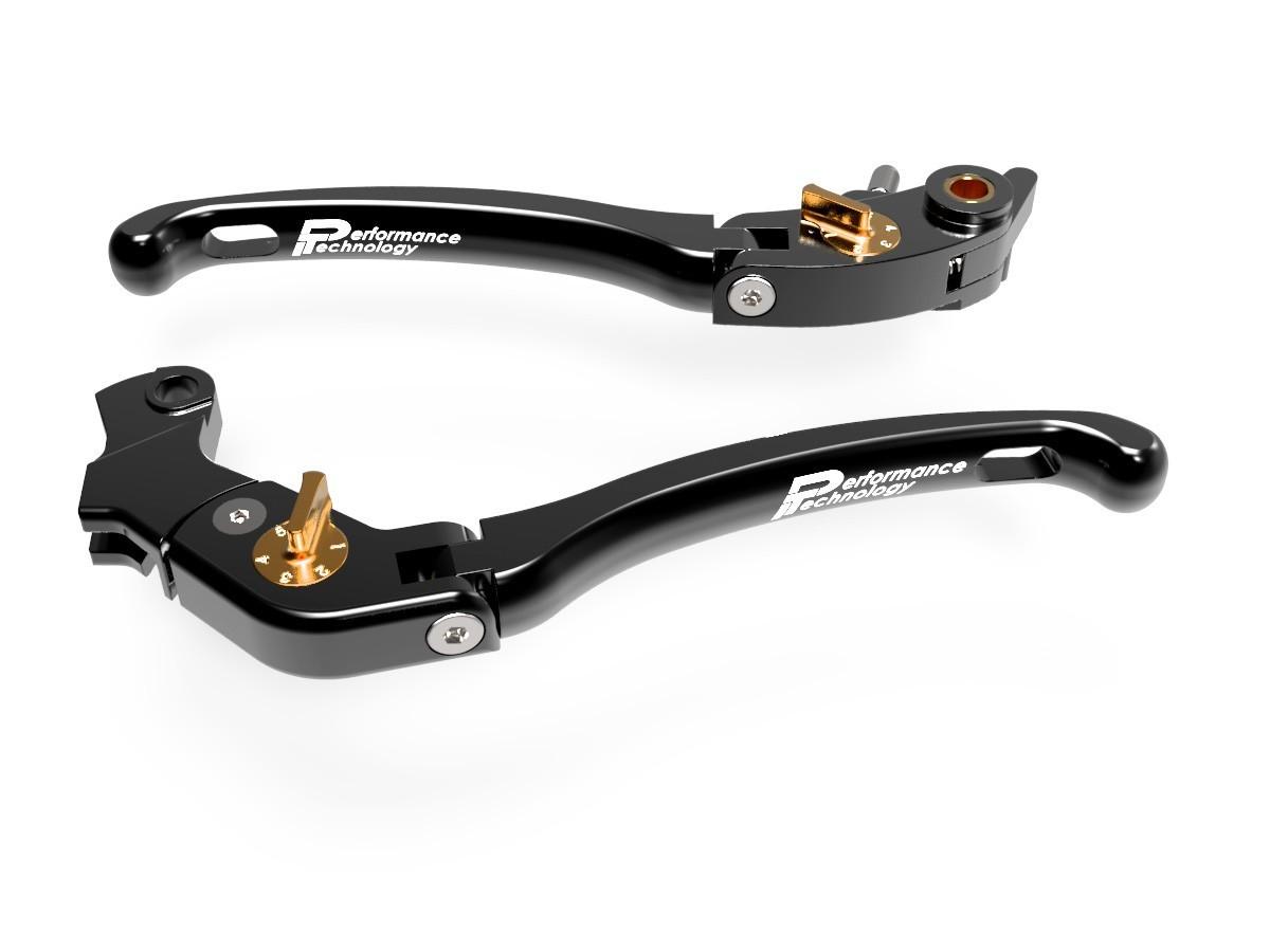 Leve freno frizione Set corto per Ducati Diavel//XDiavelS//MULTISTRADA 1200//1260 Nero