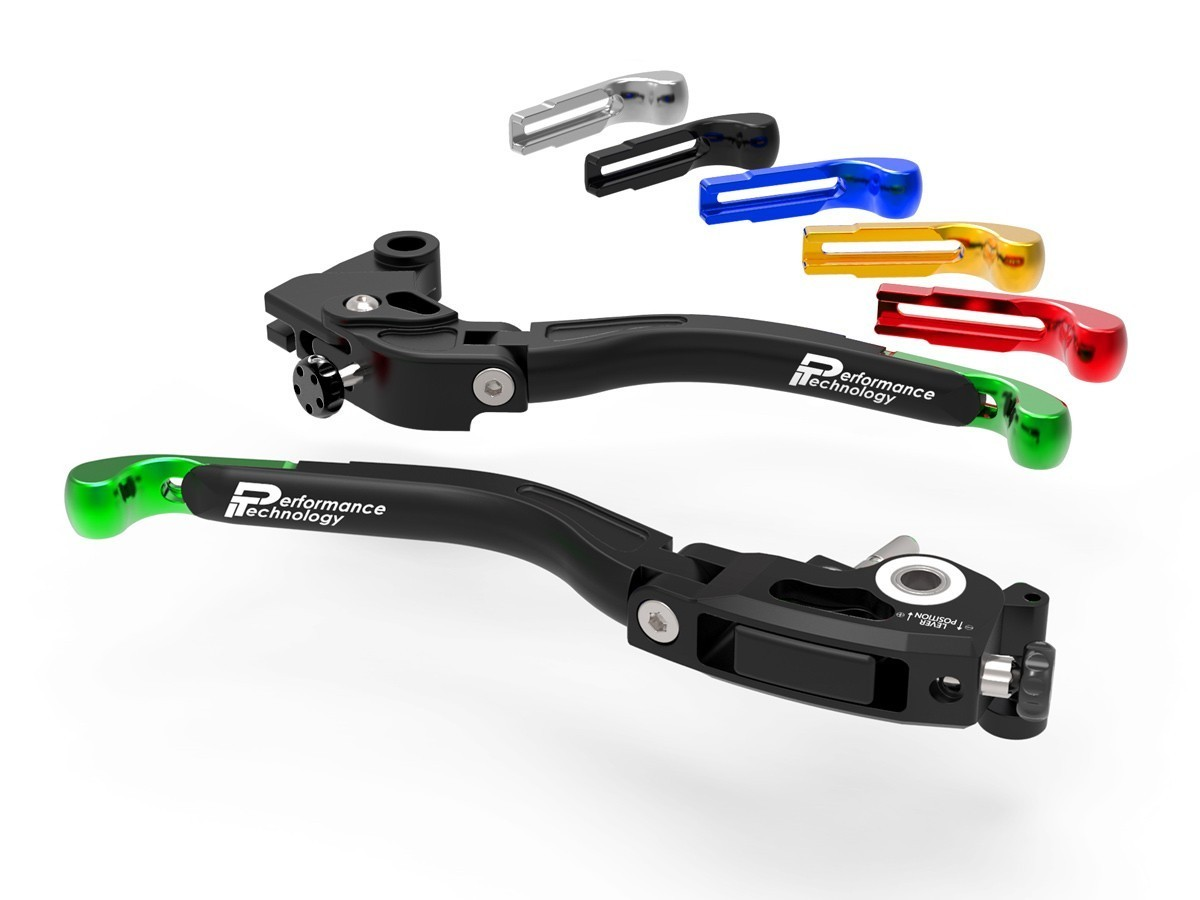 L25 ULTIMATE  - 2021 BRAKE + CLUTH LEVERS DOUBLE ADJUSTMENT